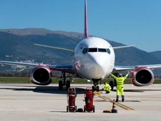 Aeroporto dell'Umbria, bilancio 2016 vicino al pareggio