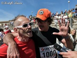 Leonardo Cenci batte il suo record personale alla Grifonissima