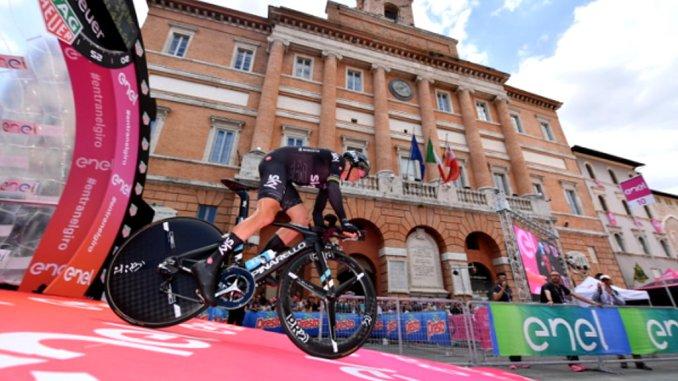 Giro d'Italia contribuisce a promozione Umbria, dice Paola Agabiti