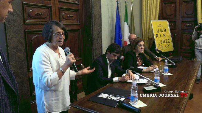 Umbria Jazz, un milione di euro all'anno per legge, lo ha detto Marina Sereni