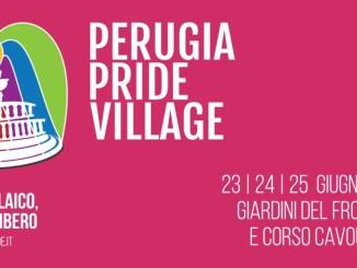 Perugia Pride Village, la quinta edizione nell'ultimo weekend di giugno