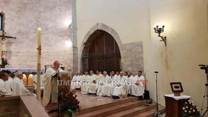 Inaugurato ad Assisi il Santuario Spogliazione di San Francesco
