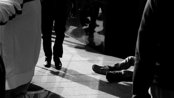 Clochard, UECOOP, un morto ogni tre giorni fra i senza tetto