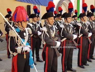 Celebrato a Perugia il 203esimo anno dalla Fondazione dell'Arma