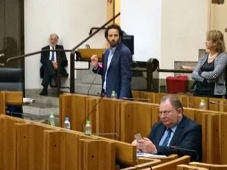 Giacomo Leonelli, consigliere regionale del Partito Democratico interviene sul Defr approvato oggi