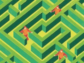 Il labirinto, viaggio al centro di noi, il nuovo libro di Claudio Ricci