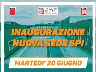 Spi Cgil inaugura la nuova sede sindacato dentro nuova Monteluce