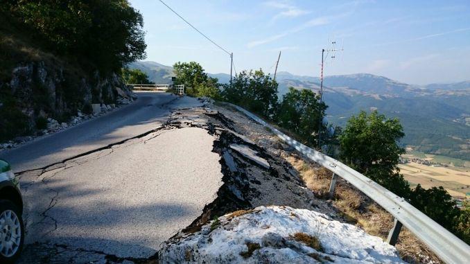Ricostruzione strade post sisma, Anas, 500 i progetti e 475 milioni gli euro