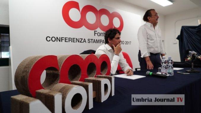 Coop Fontivegge Perugia ristrutturata, progetto economico e sociale