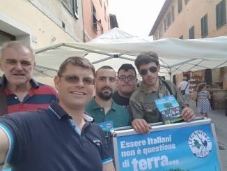 Lega Nord Umbria dal Trasimeno contro lo Ius Soli