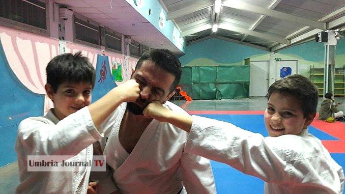 Gemelli terribili del Karate ai mondiali sono Alessio e Samuele Rufini
