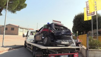 Incidente Auto Carabinieri (20)