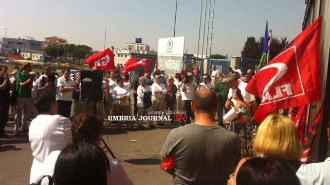 Perugina, Carla Spagnoli, sinistra e sindacato incommentabili!