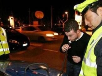 Controlli del sabato sera, due neopatentati alla guida ubriachi