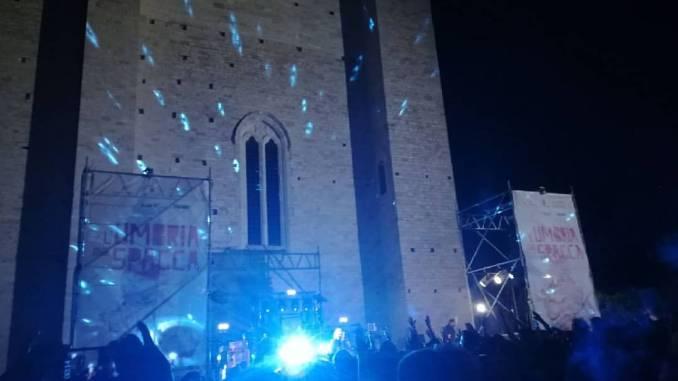 Umbria che spacca no criticità seconda serata in San Francesco al prato