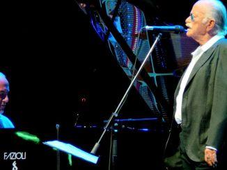 Tributo a Luigi Tenco ad Umbria Jazz, Danilo Rea e Gino Paoli