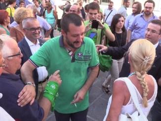 Lega, vile post di Marini su questioni personali Salvini