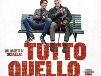 Tutto quello che vuoi di Francesco Bruni al Frontone Cinema all'aperto
