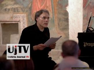 Un Castello all'Orizzonte, Postignano, concerto pianista Alessandro Bistarelli