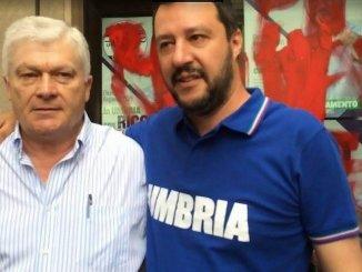 Centro culturale islamico a Marsciano, Lega dice no