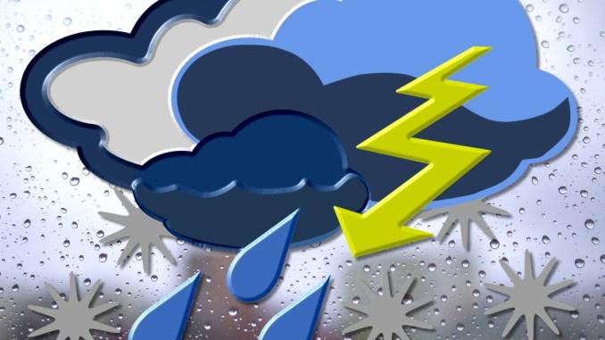 Ancora freddo e pioggia anche in Umbria, ondata di freddo artico