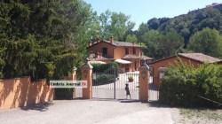 Morte Bruno Canfora, ecco le foto della sua villa di Piegaro