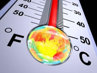 Temperature in aumento sull'Umbria, servizio meteorologico Aeronautica militare