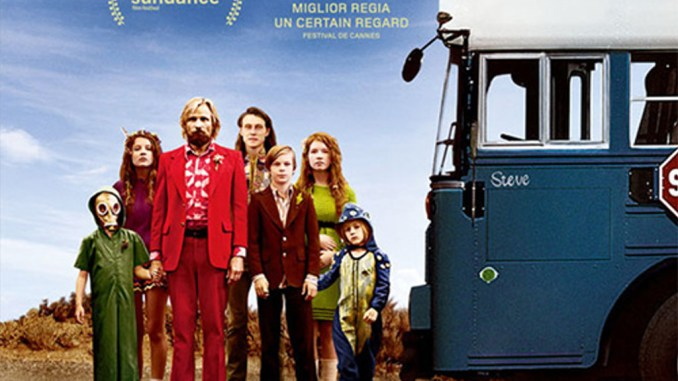 Captain Fantastic in programmazione al Frontone Cinema all'aperto di Perugia