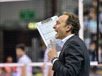 Volley, Sir Safety, Gara 5 - 3 Block Devils al lavoro al Palaevangelisti