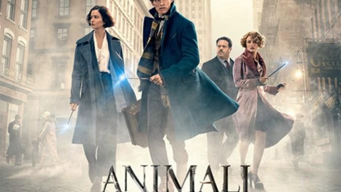 Animali fantastici e dove trovarli al Frontone Cinema all'aperto [VIDEO]