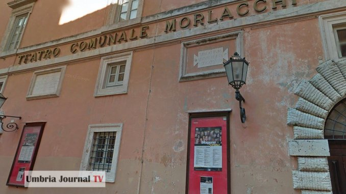 Teatro Morlacchi, al via lavori i con fondi di Brunello Cucinelli
