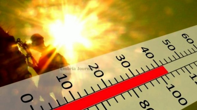 Ondate di calore, fase forte disagio anche per il 13 giugno
