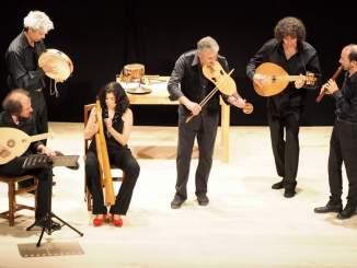Gubbio, Micrologus, ballate d'amore danze nella Firenze del Trecento