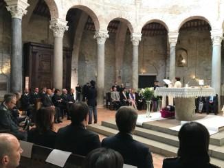 Polizia di Stato celebra ricorrenza San Michele Arcangelo, santo patrono