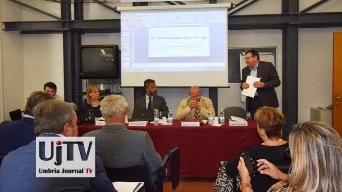 Digitale, giornata di lavoro tra regione e Agid a Villa Umbra