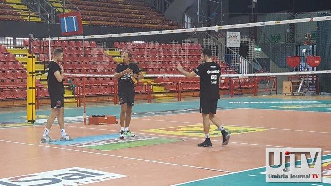 Sir Volley, Luciano De Cecco è tornato è uno dei veterani di Perugia