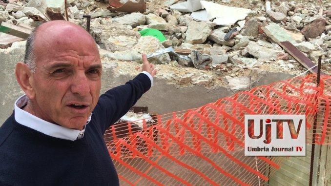 Terremoto, geomorfologi, asciugati laghi glaciali di Pilato