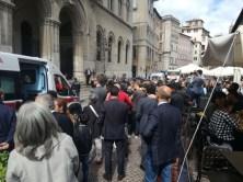 Giudici aggrediti a Perugia, feriti con coltellata, arrestato aggressore