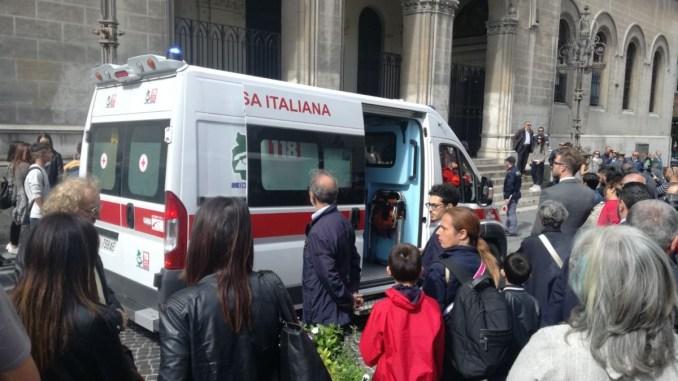 Aggressione Giudici a Perugia, tre feriti, arrestato presunto accoltellatore