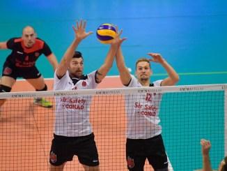 Volley, ok la prima dei Block Devils, vittoria a Siena