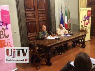 Presentata edizione di Umbrialibri su tema Voci dal Borgo