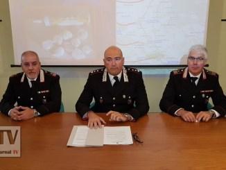 Operazione antidroga, cocaina nascosta dentro a tubi di silicone, 4 arresti a Todi