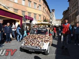 Eurochocolate, inaugurata la 24esima edizione del festival internazionale del cioccolato [FOTO]