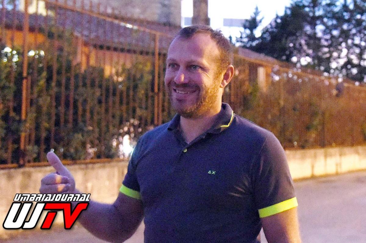Roberto Breda è il nuovo allenatore del Perugia Calcio