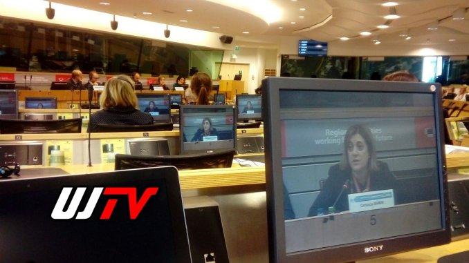 Riduzione rischio da disastri naturali, Marini a convegno di Bruxelles