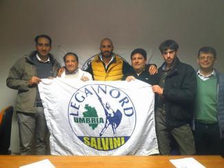 La Lega Nord Perugia ha il suo nuovo segretario cittadino