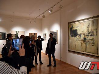 Bacosi, astratto, informale, paesaggista, presentata la mostra a Perugia