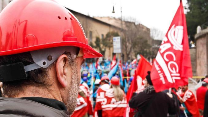 Cgil Perugia è cominciato il percorso congressuale