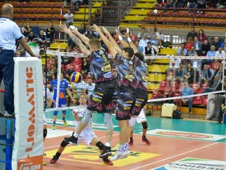 Volley, Sir Safety, prima trasferta di Superlega, domenica gara dura a Verona!