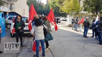 Licenziamento Colussi Petrignano, giornata intensa per operai, Rsu e sindacati